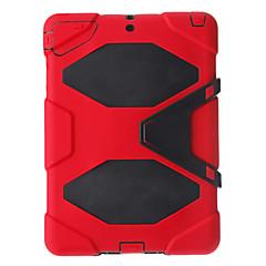 Military Duty PC + Silikonové Combo Pouzdro pro iPad Air s Kicktand