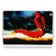 Firehawk mönster plast tillbaka fallet för ipad mini 3, iPad Mini 2, iPad Mini