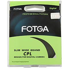 filtre polarisant fotga® pro1-d 52mm ultra minces cpl multicouches circulaire