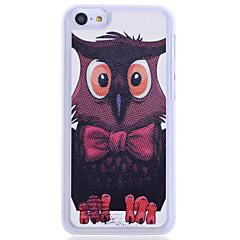 Cool pöllökuvio takakannen iPhone 5C
