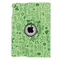 Oj ładny wzór Jakość Full Body Case z podstawką do iPad Air (różne kolory)