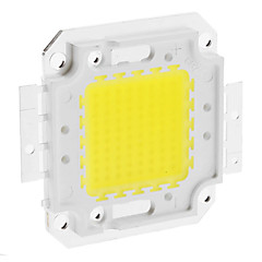 DIY 80W 6350-6400LM 2400mA 6000-6500K Cool White Light Integroitu LED-moduuli (30-36V)