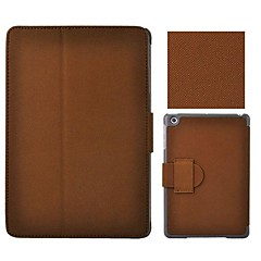 angibabe étui de protection en cuir PU w / veille automatique pour l'ipad mini-3, Mini iPad 2, iPad Mini 2