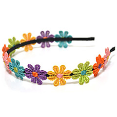 Lureme®Multicolor Flower Kid's Headbands