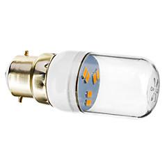 Spot Blanc Chaud B22 1 W 6 SMD 5730 70-90 LM AC 100-240 V