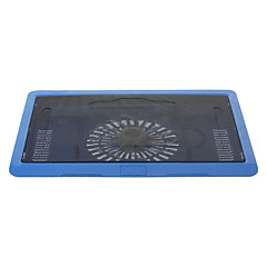 "N19 140mm Super Silent High Performance Laptop Cooling Fan (Up to 14 ""Inch) Blauw"