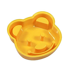 DIY Cartoon Bear Sandwich Mold