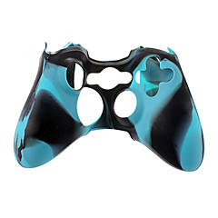 Wireless Controller Silicone Case for Xbox360 (Blå)