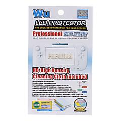 Protecteur d'écran pour le plus grand WiiU
