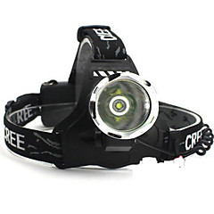 Cree XM-L T6 LED luminoso del faro