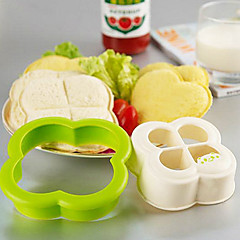 Four Leaf Clover Shape Sandwich/Cake/Toast Mold