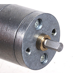 High Torque 5RPM 12V DC Gearmotor