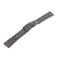 Men's / Women's Watch Bands Stainless Steel #(0.067)