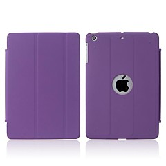Enkay auto sleep / wake up case w / stå for ipad mini 3, ipad mini 2, ipad mini (assorterte farger)