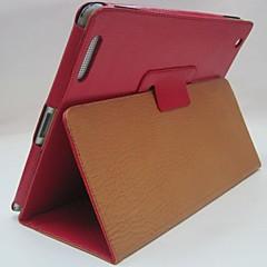 Smart Cover med hårda tillbaka fallet för iPad 2 / The New iPad 3 / iPad 4 (blandade färger)