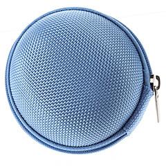 Portable Water Resistant Dustproof EVA Case Holder for Earphones(Assorted Color)