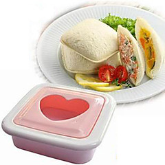 Sandwich Heart Pattern Mould
