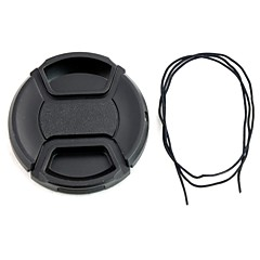 58mm Kamera Lens Cap Cover