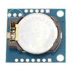 DS1307 με βάση το πραγματικό ρολόι του χρόνου μικροσκοπικό RTC I2C μονάδα μνήμης για 24c32 (για arduino) ak