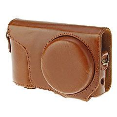 B-GC100-BR Mini Bag for Camera (Brown)