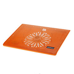 IS311 Male/Female 2 USB High-speed Silent Ultrathin Cooling Pad for 15' Notebook (Assorted Colors)