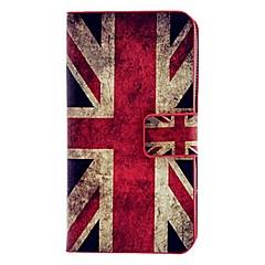 Britannian lippu Holster palauttaminen Ancient Ways iPhone 4/4S