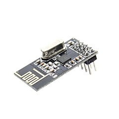Upgraded 2.4GHz NRF24L01 Wireless Transceiver Module for (For Arduino)
