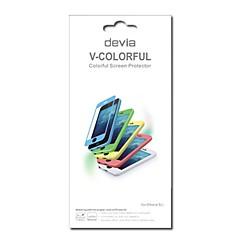 Devia Visie UV Coated Anti-Glare Screen Protector voor de iPhone 5C (verschillende kleuren)