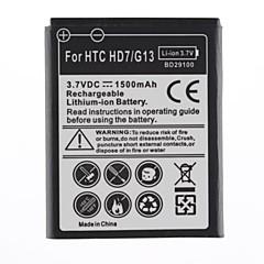 1500mAh batterie de remplacement pour HTC HD7/G13