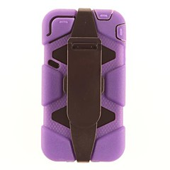Waterproof Shockproof Hard Military Duty Case Cover for iPhone4/4S(Assorted Colors)