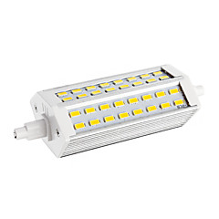 8W R7S LED Corn Lights T 48 SMD 5730 650-720 lm Warm White AC 220-240 V