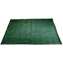 Outdoor Moisture-Proof Picnic Blanket Camping Mat Pad-Navy(110x170cm)