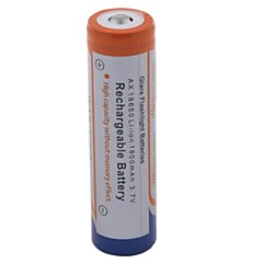 3.7V 1800mAh Rechargeable Lithium Ion 18650 Battery with Protection Board