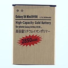 갤럭시 S4 Mini/i9190위한 2850mAH하기 배터리 교체