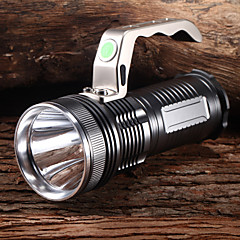 M9002 Waterproof 3-Mode 1xCree XP-G2 R5 Rechargeable Lanterns & Tent Lights(3x18650,1200LM,Copper)