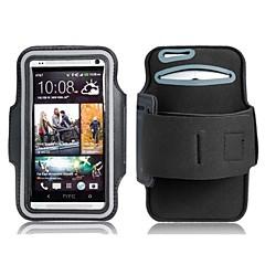 Souple de protection brassard de sport pour HTC One / M7.