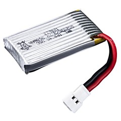 Extra 3.7V 350MAH 25C Li-poly Lipo Battery for Mini RC Heli(Small bald)