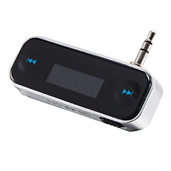 Universal Recharge Moderigtigt Small Car FM Transmitter