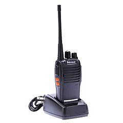 400-470MHz 16CH W/LED Torch Flashlight UHF/VHF Wireless Two Way Radio Portable Walkie Talkie