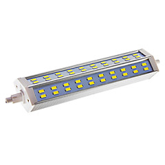 18W R7S LED Corn Lights T 60 SMD 5730 3000 lm Cool White Dimmable AC 220-240 V