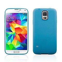Klassische Solid Color Silikon Tasche für Samsung S5 (Assortd Color)
