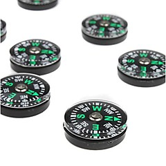 15mm  High Quality  Mini Portable Compass (10 PCS)