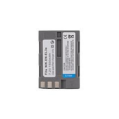 1500mah appareil rechargeable EN-EL3e (D300) pour Nikon D200, D100, D70, D70s, D50, D300, D90