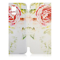 Rose Pattern Full Body Case for Samsung Galaxy S5 I9600