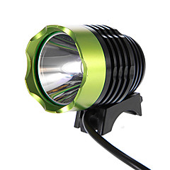 BN001 4-Mode 1xCree XM-L T6 Bike lys (4x18650, 700lm)