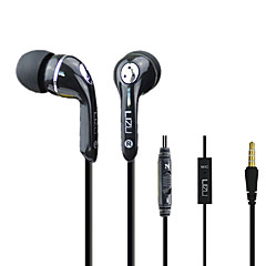 Lizu 512 In-Ear Headphone with Mic for Computer/Mobilephone