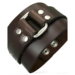 Fashion And Vintage Leather Bracelet