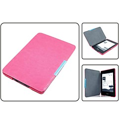 High Quality Beskyttende PU Leather Hard tilfelle dekke for Amazon Kindle Paper
