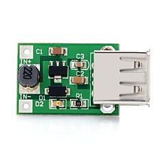 DIY d108060 DC til DC Step-Up Boost Power Supply Module med USB-port
