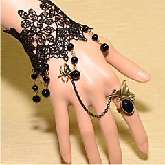MISSING U Alloy / Lace Bracelet Vintage Bracelets / Wrap Bracelets / Ring Bracelets Daily / Casual 1pc